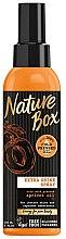 Парфюми, Парфюмерия, козметика Спрей за коса с масло от кайсия - Nature Box Apricot Oil Extra Shine Spray