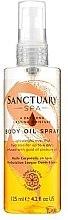 Парфюмерия и Козметика Спрей-масло за тяло - Sanctuary Spa Fragrance Body Spray Sensual Oriental Floral