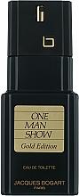 Bogart One Man Show Gold Edition - Тоалетна вода — снимка N1