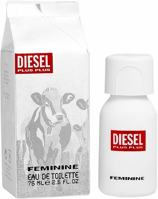 Diesel Plus Plus Feminine - Тоалетна вода