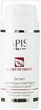 Парфюмерия и Козметика Укрепващ серум за лице против бръчки - APIS Professional Secret Of Youth Filling And Tensing Serum