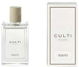Парфюмерия и Козметика Ароматизиращ спрей за дома - Culti Milano Room Spray Tessuto
