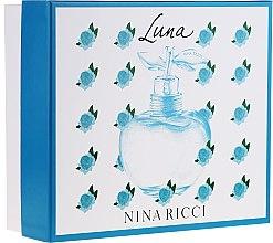 Парфюми, Парфюмерия, козметика Nina Ricci Luna - Комплект (тоал. вода/80ml + лосион за тяло/100ml)