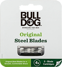 Парфюмерия и Козметика Ножчета за бръснене - Bulldog Skincare Original 4