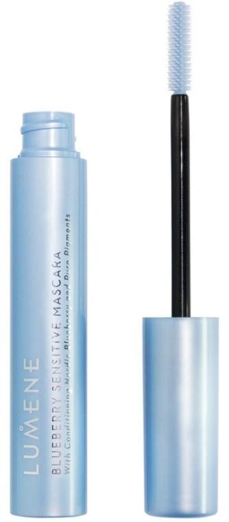 Спирала за мигли с екстракт от боровинка за чувствителни очи - Lumene Blueberry Sensitive Mascara