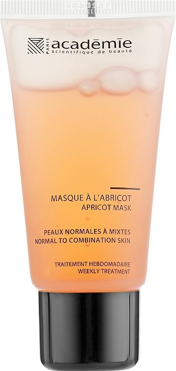 Кайсиева маска за лице - Academie Visage Apricot Mask — снимка N1