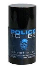 Парфюми, Парфюмерия, козметика Police To Be Men - Стик дезодорант