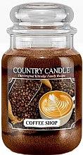 Парфюми, Парфюмерия, козметика Ароматна свещ в бурканче - Country Candle Coffee Shop