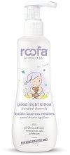 Парфюмерия и Козметика Детски нощен лосион за тяло - Roofa Good Night Lotion