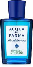 Acqua di Parma Blu Mediterraneo Cipresso di Toscana - Тоалетна вода (тестер с капачка)  — снимка N1