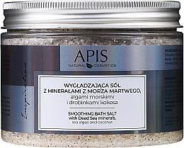 Парфюмерия и Козметика Натурални кристални соли за вана с минерали от Мъртво море - APIS Professional Hands terApis 1