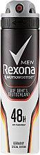 """Парфюмерия и Козметика Дезодорант-спрей """"Германия"""" - Rexona Men Germany Deodorant Spray"""
