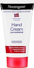 Концентриран крем за ръце - Neutrogena Norwegian Formula Concentrated Unscented Hand Cream — снимка N1