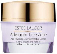 Парфюмерия и Козметика Околоочен крем против стареене - Estee Lauder Advanced Time Zone Age Reversing Line/Wrinkle Eye Creme