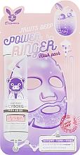 Парфюмерия и Козметика Плодова маска за лице - Elizavecca Face Care Fruits Deep Power Ringer Mask Pack