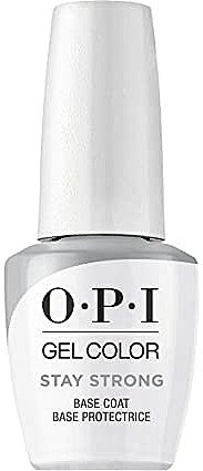 База за нокти - O.P.I. Gel Color Stay Strong Base Coat