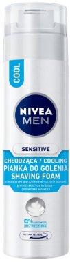 Охлаждаща пяна за бръснене за чувствителна кожа - Nivea For Men Shaving Foam — снимка N1