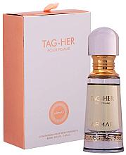 Парфюмерия и Козметика Armaf Tag Her Non Alcoholic Perfume Oil - Парфюмно масло
