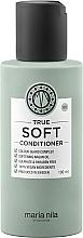 Парфюмерия и Козметика Хидратиращ балсам за коса - Maria Nila True Soft Conditioner