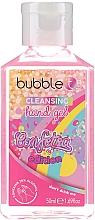 """Парфюмерия и Козметика Антибактериален гел за ръце """"Бонбони"""" - Bubble T Cleansing Hand Gel Confetea"""