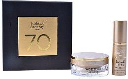 Парфюми, Парфюмерия, козметика Комплект - Isabelle Lancray L'Age D'Or (ser/20ml + cr/50ml)