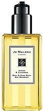 Парфюми, Парфюмерия, козметика Jo Malone Amber & Lavender - Измиващ гел-мус за ръце