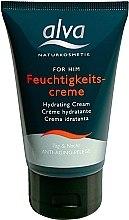 Парфюми, Парфюмерия, козметика Хидратиращ крем за лице - Alva For Him Hydrating Anti-Aging Cream