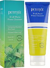 Парфюмерия и Козметика Дълбока почистваща фито-пяна за лице - Petitfee&Koelf D-off Phyto Foam Cleanser