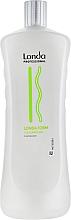 Парфюмерия и Козметика Лосион за перманентно къдрене на боядисана коса - Londa Professional Londa Form Coloured Hair Forming Lotion