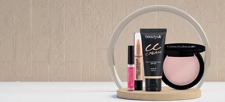 При поръчка за продукти Beauty UK за сума над 17 лв. получавате червило за устни