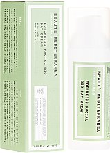 Парфюмерия и Козметика Дневен крем за лице с есктракт от еделвайс - Beaute Mediterranea Edelweiss Facial Bio Day Cream
