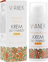 Парфюмерия и Козметика Нощен подхранващ крем за лице - Vianek Nourishing Night Cream