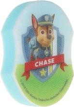 """Парфюмерия и Козметика Детска гъба за баня """"Пес патрул"""", Чейс - Suavipiel Paw Patrol Bath Sponge"""