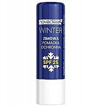 Парфюмерия и Козметика Балсам за устни - Novaclear Winter Lip Balm SPF25