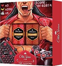Парфюми, Парфюмерия, козметика Комплект за тяло - Old Spice Roamer Gamer (део/50g + душ гел/250ml)