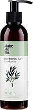 Парфюмерия и Козметика Почистващ лосион за лице с чаено дърво - Make Me Bio Face Beauty Face Cleanser