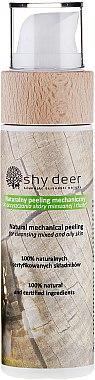 Почистващ комплект за комбинирана и мазна кожа - Shy Deer (емулсия/200ml + тоник/200ml + пилинг/100ml + памучна кърпа+ ключодържател) — снимка N6