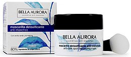 Парфюмерия и Козметика Детоксикираща маска за лице против пигментни петна - Bella Aurora Anti-Dark Spot Detoxifying Mask
