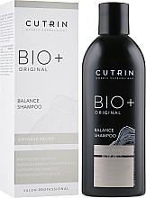Парфюмерия и Козметика Балансиращ шампоан за коса - Cutrin Bio+ Original Balance Shampoo