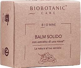 Парфюмерия и Козметика Балсам за коса - BioBotanic Biowine Balm
