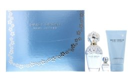 Парфюми, Парфюмерия, козметика Marc Jacobs Daisy Dream - Комплект (edt/100ml + b/lot/150ml + edt/4ml)