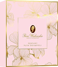 Парфюми, Парфюмерия, козметика Pani Walewska Sweet Romance - Комплект (парфюм/30ml +пяна за вана/500ml)
