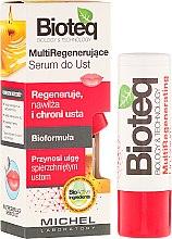 Парфюмерия и Козметика Възстановяващ серум за устни - Bioteq Multi Regenerating Lip Serum