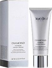 Парфюмерия и Козметика Енергизиращ крем за ръце - Natura Bisse Diamond Extreme Hand Cream