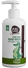 Парфюми, Парфюмерия, козметика Течен сапун за ръце - Pure Beginnings Fun Time Hand Wash