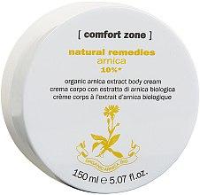 Парфюмерия и Козметика Възстановяващ крем за тяло - Comfort Zone Natural Remedies Arnica