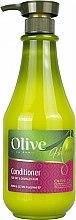 Парфюмерия и Козметика Балсам за суха и увредена коса - Frulatte Olive Conditioner Dry & Damaged