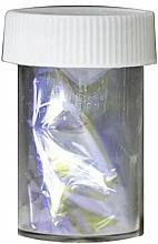 Парфюмерия и Козметика Декориращо фолио за нокти с ефект на стъкло - Ronney Professional Transfer Glass Foil
