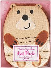 Парфюмерия и Козметика Термофор грейка с лавандула - Bomb Cosmetics Harry the Hedgehog Body Warmer