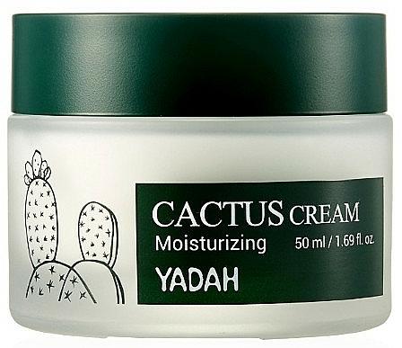 Хидратиращ крем за лице с кактус - Yadah Moisturizing Cactus Cream